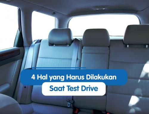 INFOASURANSIASTRA : 4 Hal yang Harus Kamu Lakukan saat Test Drive