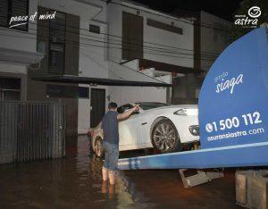 Berkendara Cerdas Saat Musim Hujan