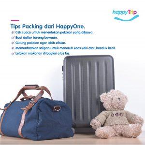 Tips Packing dari HappyOne