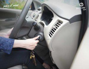 alasan mengapa mobil matic tidak bisa di starter