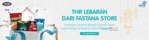 Promo Fastana X HappyOne