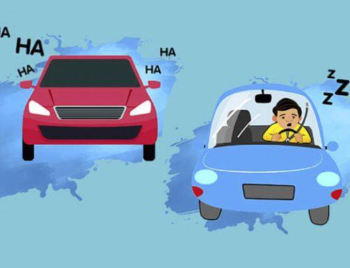Infografis: Larangan yang Harus Diketahui Saat Menyetir Mobil