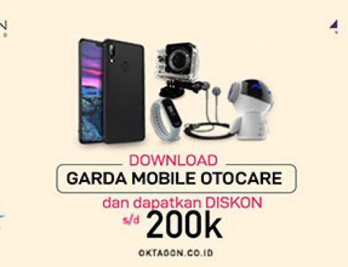Promo Garda Mobile Otocare dengan Oktagon