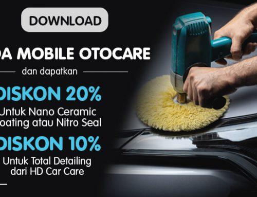 Diskon 20% Nano Ceramic Coating di HD Car Care