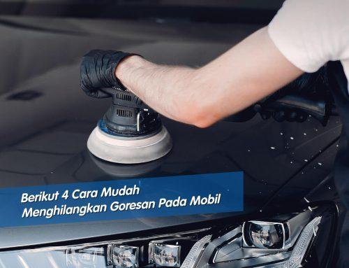Berikut 4 Cara Mudah Menghilangkan Baret atau Goresan Pada Mobil