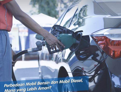 Perbedaan Mobil Bensin dan Mobil Diesel