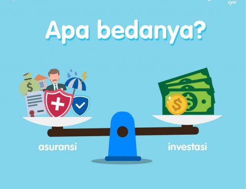 Perbedaan Investasi & Asuransi
