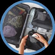 asuransi perjalanan untuk jaminan bagasi dan barang pribadi