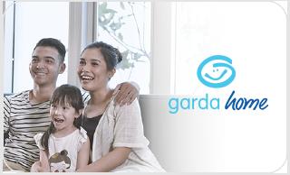Garda Home asuransi rumah tinggal