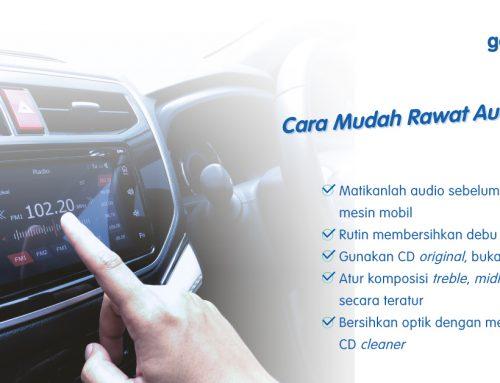 Cara Mudah Rawat Audio Mobil