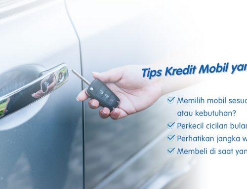 Tips Kredit Mobil yang Benar