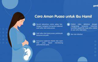 Cara Aman Puasa untuk Ibu Hamil