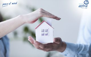 Foto Ilustrasi; Anti Rugi, Lindungi Rumah Anda dengan Asuransi Properti