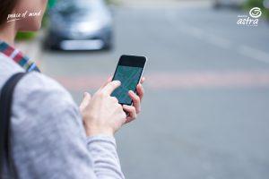 Foto Ilustrasi; Hati-hati Asuransi Mobil Gugur Jika Jadi Taksi Online