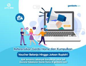 Refer Your Friend Garda Home