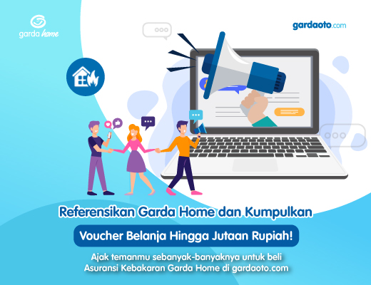 Refer Your Friend Garda Home