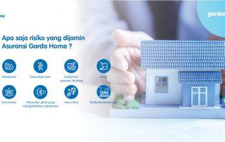 Risiko apa saja yg dijamin Asuransi Garda Home