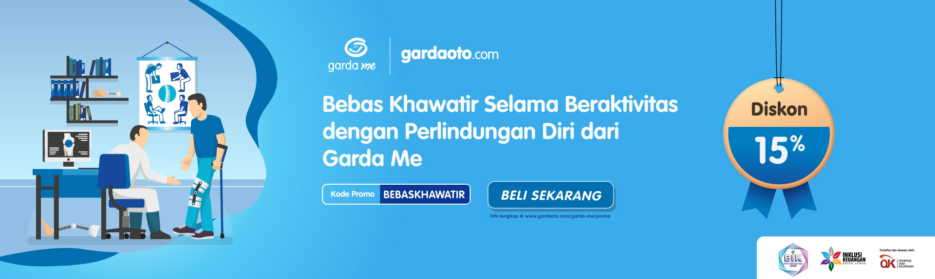 Promo Garda Me Oktober 2020 - gardaoto.com