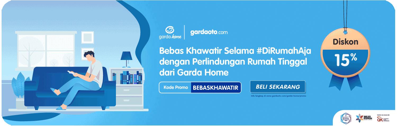 Promo Garda Home Oktober 2020 - gardaoto.com