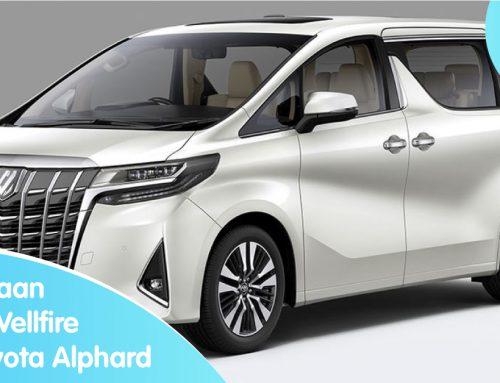 Perbedaan Toyota Vellfire dan Toyota Alphard