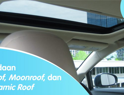 Perbedaan Sunroof, Moonroof, dan Panoramic Roof