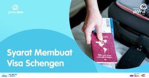 Syarat Asuransi Perjalanan Schengen