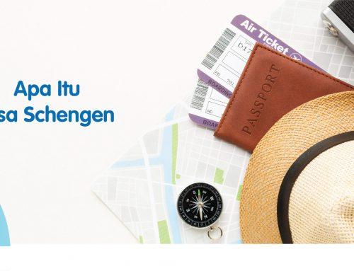 Apa Itu Visa Schengen?