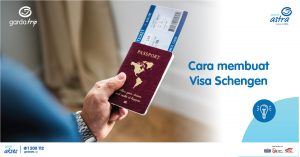 Cara Membuat Visa Schengen