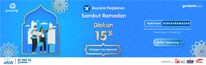 Promo Berkah Ramadhan Garda Trip