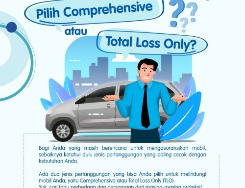 Pilih Comprehensive atau Total Loss Only (TLO)?