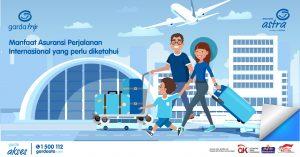 Manfaat Asuransi Perjalanan Internasional yang Perlu Diketahui