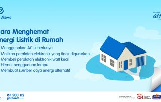 Cara Menghemat Energi Listrik di Rumah