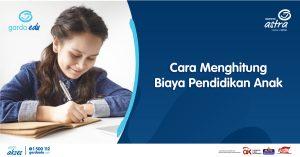 Cara Menghitung Biaya Pendidikan Anak