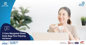 5 Cara Mengatasi Stress Kerja Bagi Para Pejuang Kantoran
