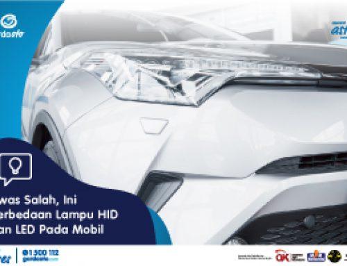 Awas Salah, Ini Perbedaan Lampu HID dan LED Pada Mobil