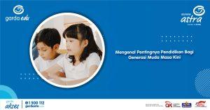 Mengenal Pentingnya Pendidikan Bagi Generasi Muda Masa Kini