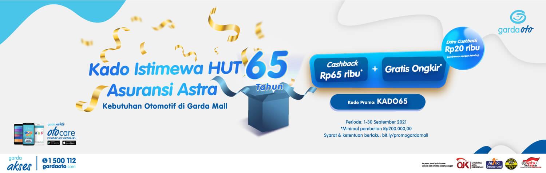 Promo Garda Mall September 2021 - gardaoto.com