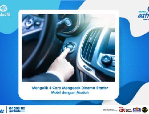 Mengulik 4 Cara Mengecek Dinamo Starter Mobil dengan Mudah