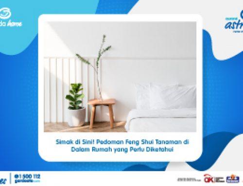 Simak di Sini! Pedoman Feng Shui Tanaman di Dalam Rumah yang Perlu Diketahui